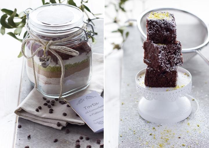LKB- Torta al cioccolato in barattolo BIS